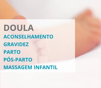Serviço de Doula de parto e pós-parto